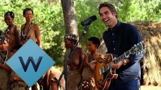 Charlie Simpson & San Bushmen: Walking With The San | W